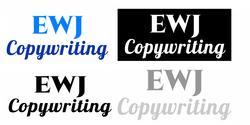 EWJ Copywriting Logo