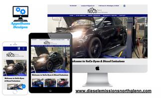 NoCo Dyno & Diesel Emissions