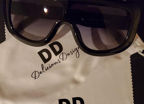 Luxury Big Frame Sunglasses