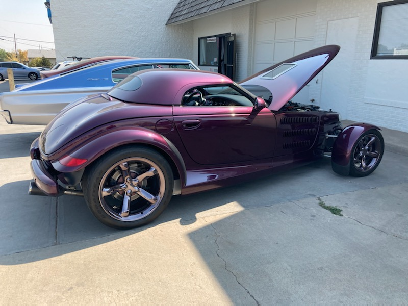 Prowler - Clear Choice Automotive 1490 W. 70th Ave #4 Denver, CO 80221