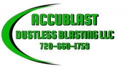 Accublast Logo
