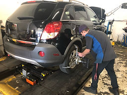 A&C Autoworks Alignment Services