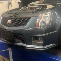 Cadillac Dyno Test Pull