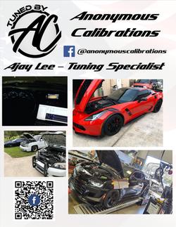 AC Calibrations Flyer