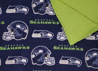 Seahawks Anti-Pill Plush Blanket