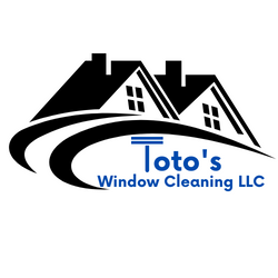 Toto's Window Cleaning Logo