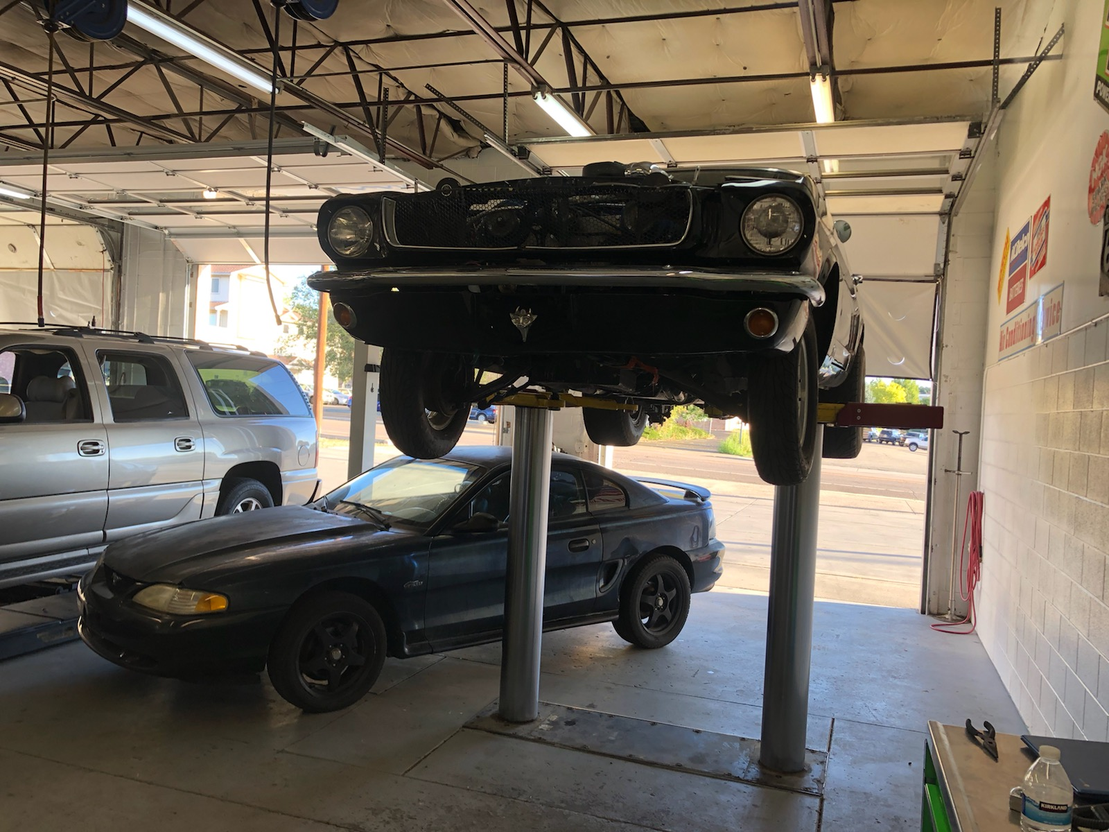 Mustangs Clear Choice Automotive 1490 W. 70th Ave #4 Denver, CO 80221
