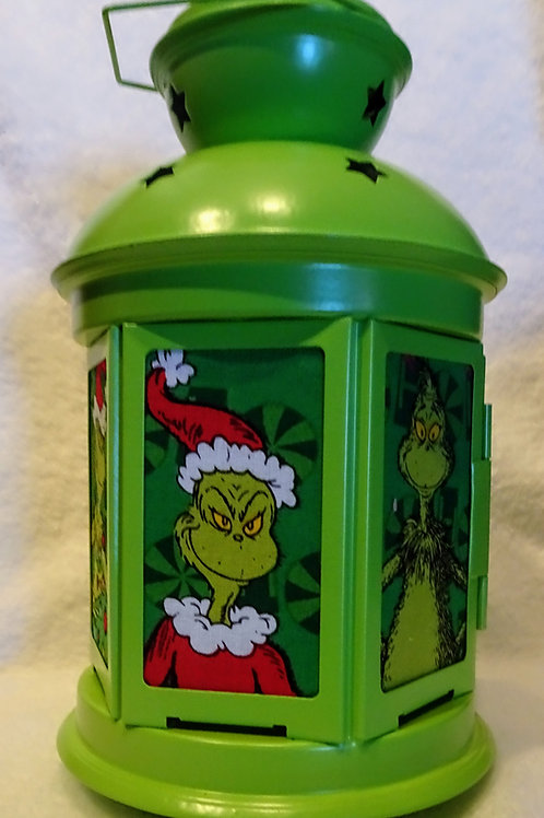 The Grinch Latern