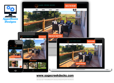 Sage Creek Decks