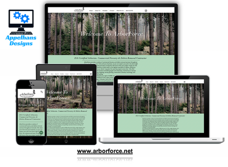 Web Design in Denver Colorado: ArborForce