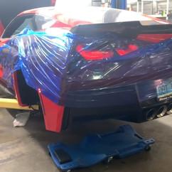 Corvette Lift