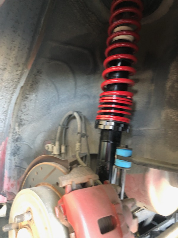 Suspension Clear Choice Automotive 1490 W. 70th Ave #4 Denver, CO 80221