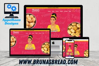 Bruna's Cheese Bread