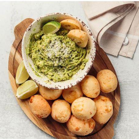 Recipe: Bruna's Cheese Bread: No Cook Guacamole Dip