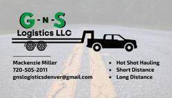 GnS Logistics Business Card