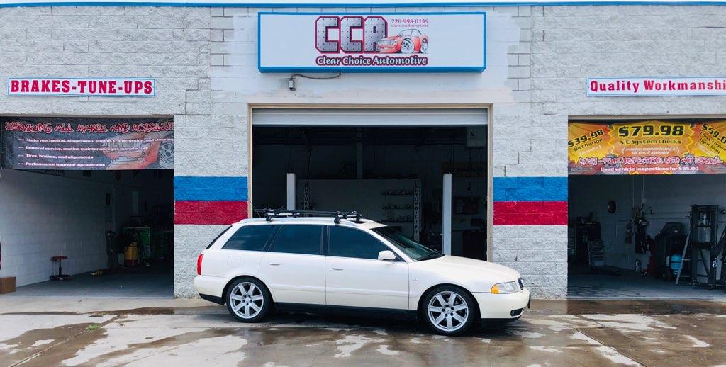 Clear Choice Automotive 1490 W. 70th Ave #4 Denver, CO 80221