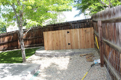 After Fence
