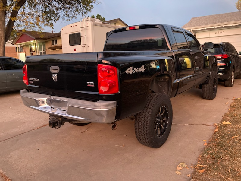 Lifted Dodge Truck Clear Choice Automotive