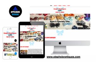 Steph's Bowtiques