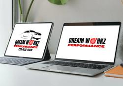 Dream Workz Automotive Logo