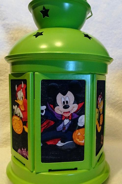 Mickey Mouse Halloween Lantern