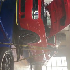 Dodge Challenger Dyno Test Pull