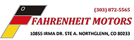 Fahrenheit Motors Northglenn, Colorado