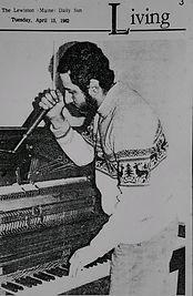 George Family Piano Company Harpswell, ME