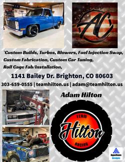 Team Hilton Flyer 1