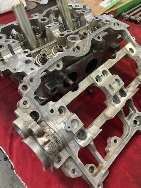 BMW Engine Clear Choice Automotive Denver