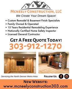McNeely Construction 1/4 Page Ad