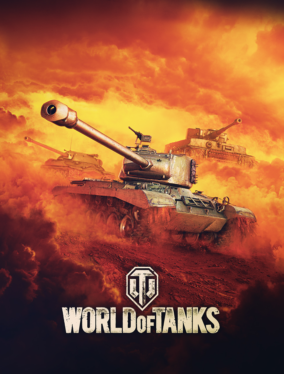 Xbox World of Tanks Key Art