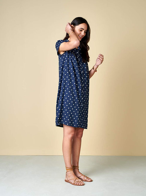 robe à pois bellerose
