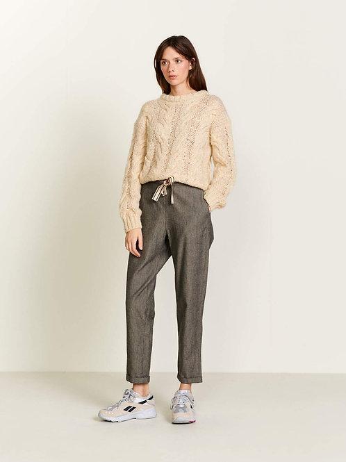 pantalon loose grey Bellerose