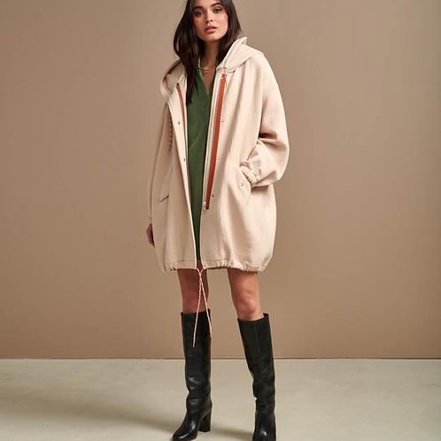 Manteau nude Bellerose