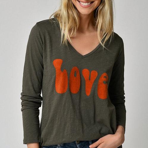 T-shirt love Five