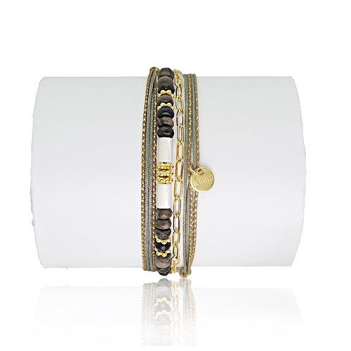 bracelet labradorite Loetma