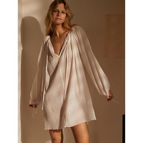 Robe en coton Love Stories