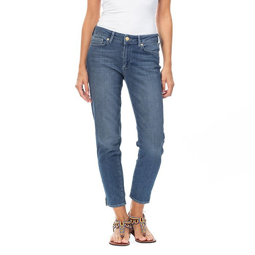 jeans slim bleu five