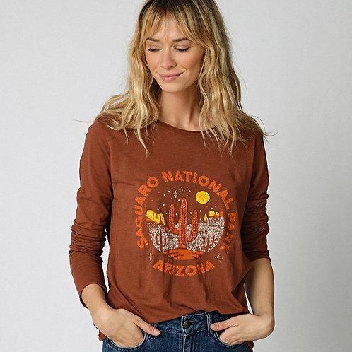 T-shirt saguaro national Five