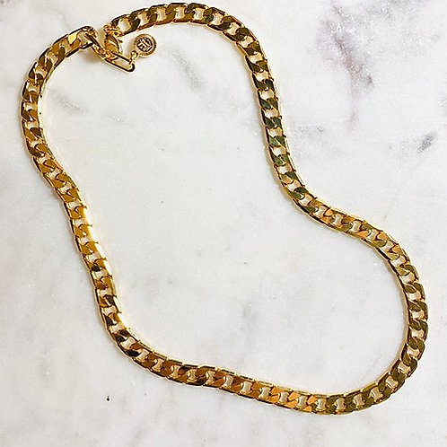 collier maille Jane gold