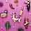 Thumbnail: décoration de noël lama
