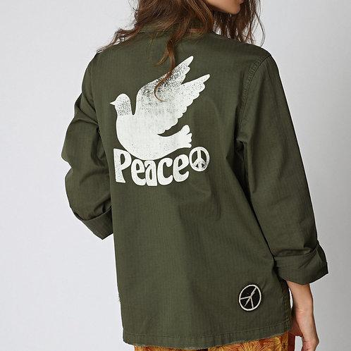 Veste peace Five jeans