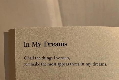 dreams inspi