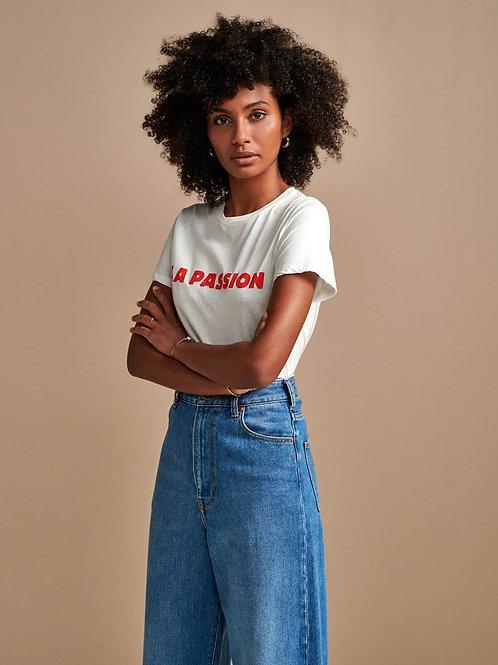 T-shirt blanc Bellerose