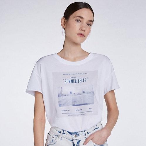T-shirt photo mykonos Set