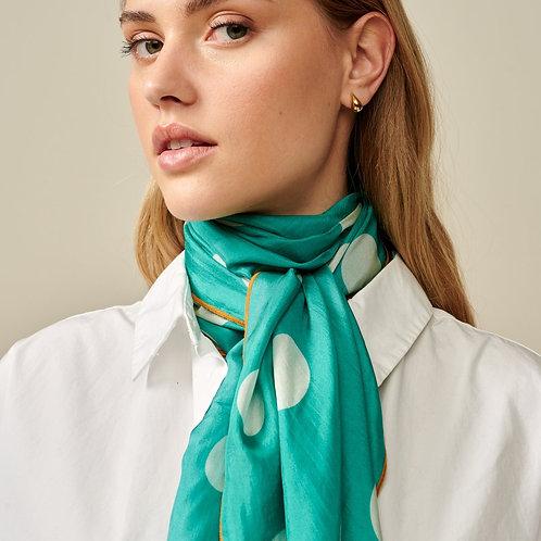 foulard en soie Bellerose