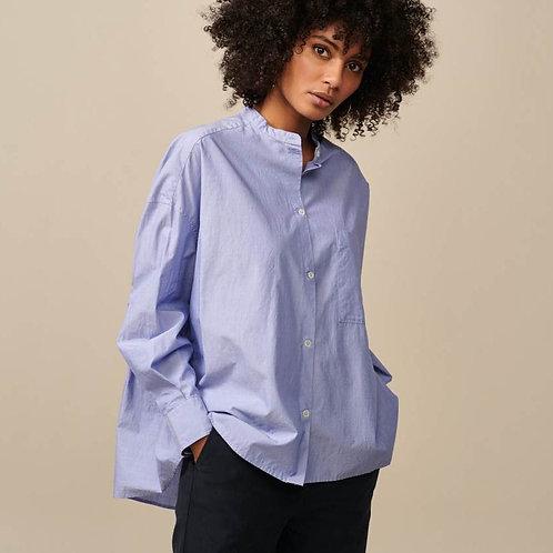 chemise oversize rayée bellerose