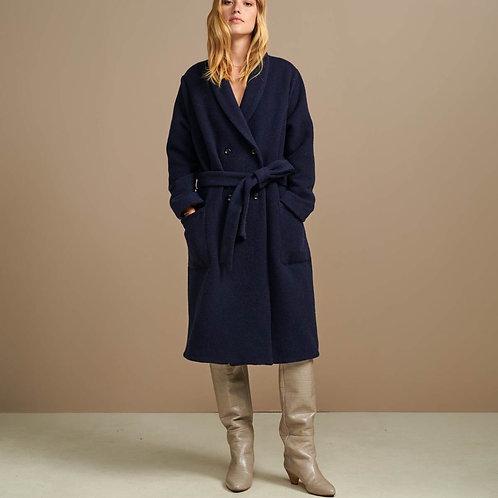 Manteau en laine Bellerose