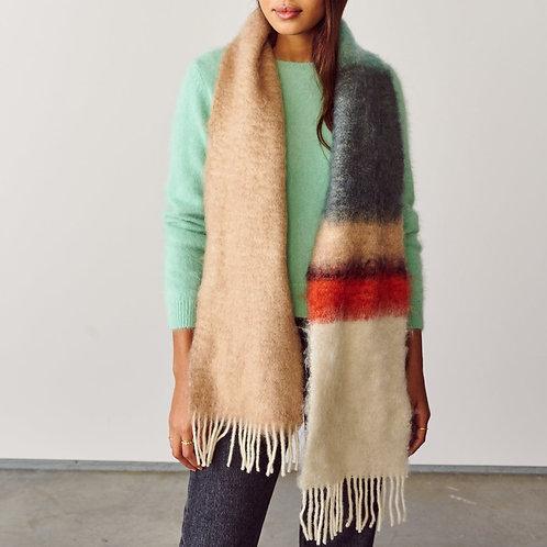 Echarpe laine Bellerose